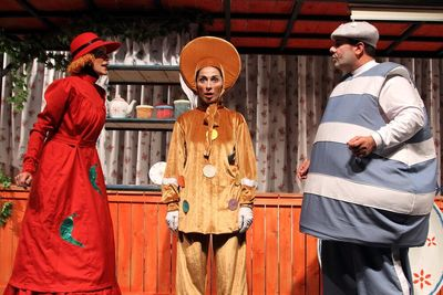 Freewill Theater Company to Restage The Gingerbread Man in Tehran