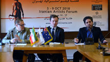 Exhibition Marks Australia's 50 Years of Diplomatic Relations with Iran