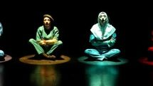 Bahram Beyzai's 2 adaptations on stage