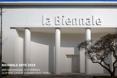 Iran at 58th International Art Exhibition – Venice Biennale