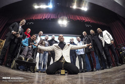 Iranian stuntmen seek domestic film festivals' recognition