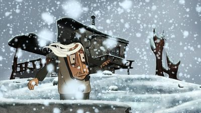 'Empty View' nominated for Best Animation at Strasburg Filmfest.