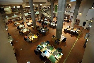 Iran-Pakistan library cooperation to expand