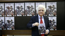 Loris Tjeknavorian's book unveiled in Tehran