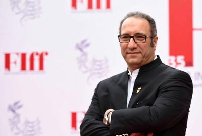 Reza Mirkarimi on Golden Apricot Filmfest Jury