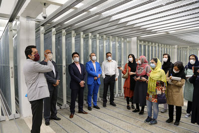 Finalizing Renovation of Tehran Museum of Contemporary Art by the end of September