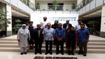 Iranian authors meet CWA representatives in Beijing