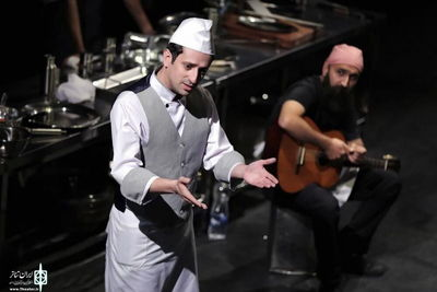 Leev Troupe to Perform Kitchen in Tehran