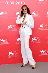 091 Jacqueline Bisset attends Magic Lantern photocall during the 75th Venice Film Festival