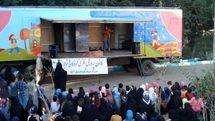 Mobile Theater Trailer returns to underprivileged areas