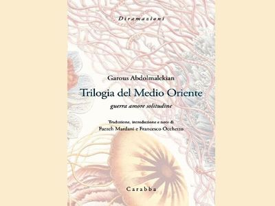 """Persian poetry collection """"Middle East Trilogy"""" appears in Italian"""