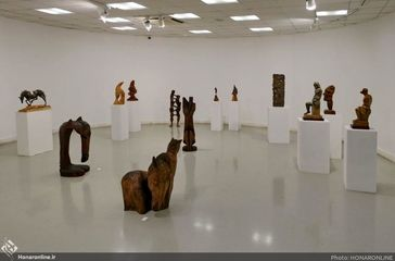 Iranian Artists Forum Hosts Group Sculpture Expo