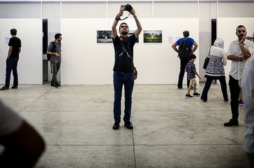 Group Photo Show in Silk Road Gallery