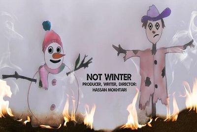 """""""Not Winter"""" Wins Best Animation at Assurdo filmfest. in Italy"""