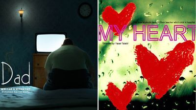 """""""Dad' and 'My Heart"""" crowned best at Emerging Lens Cultural Film Festival"""
