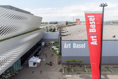 Six Iranian galleries with twelve artists in the art week of Basel