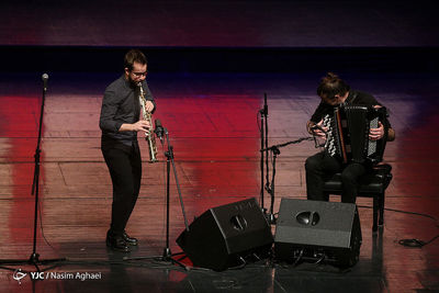 Belgian, French Musicians Perform at Fajr Music Festival