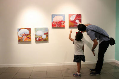 Vista Gallery Showing Art and Science of Environment