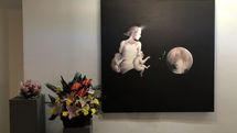 Negar Gallery Displays Painting by Morteza Rajabi and Mojtaba Mohammadi