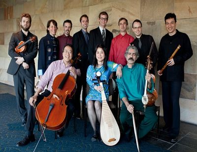 Yo-Yo Ma and the Silk Road Ensemble wins Grammy Award