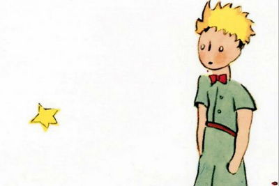 Little Prince adapted for children's play