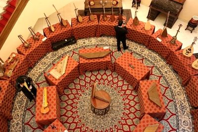 China hosting First exhibition of Iranian musical instruments