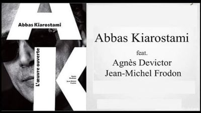 French publisher releases book on Abbas Kiarostami
