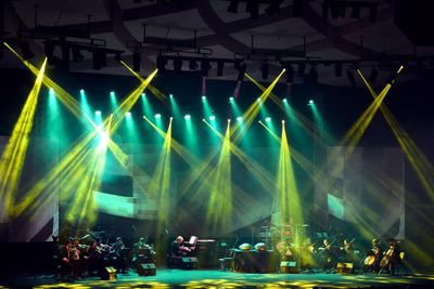 Iranian orchestra performs at Philippines Independence Day celebration