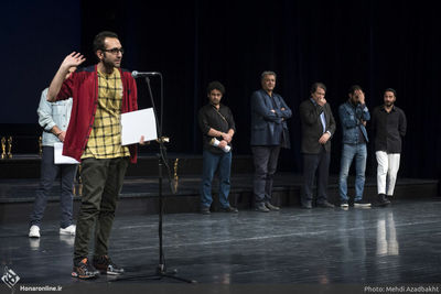 Dreamland Scoops Awards at Iran Intl. University Theater Festival