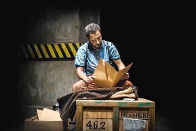 Ali Sarabi restage The Pillowman in Tehran
