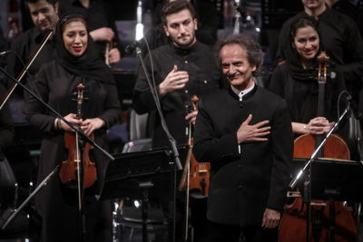 Tehran Symphony Orchestra to perform at Vahdat Hall
