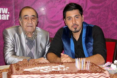 Father and son concert, Iraj will sing in Tehran after 16 years
