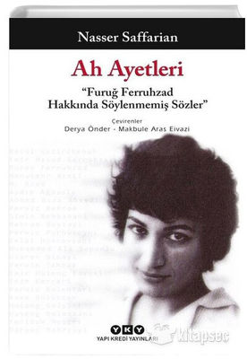 Book on Persian Poet Forough Farrokhzad Published in Turkish