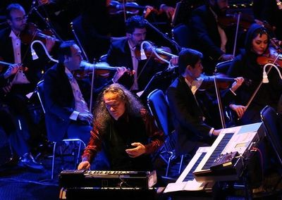 Iran to host Japanese New Age composer 'Kitaro' for 2nd time