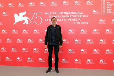 099 Ramin Bahrani attends Bloodkin photocall during the 75th Venice Film Festival