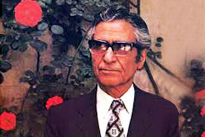 Ghavāmi a lover who sings forever beyond the clouds/ 27th anniversary of the decease of great Iranian Music Master, Hossein Ghavami
