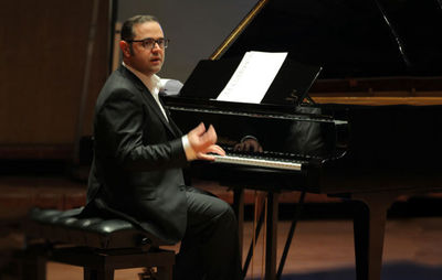 Iranian pianist to hold online workshops at German festival