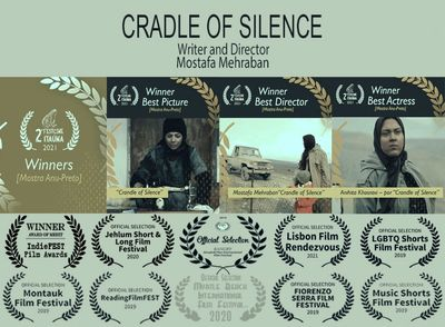'Cradle of Silence' wins three awards at FestCine Itaúna