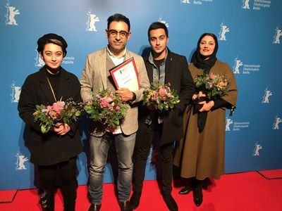 "Iran's ""Dressage"" wins special mention in Berlin Generation 14plus"