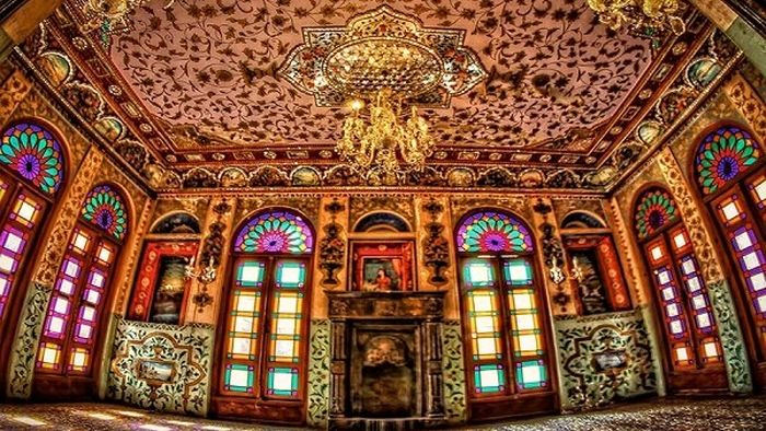 5 Most Beautiful Palaces in Iran
