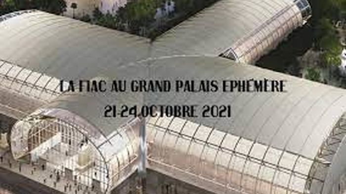 Exhibition of works by Iranian artists at FIAC 2021