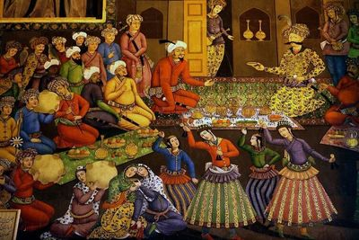 Iranian, Russian centers to discuss man's place in Safavid paintings