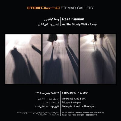 Reza Kianian Photo Exhibition at Etemad Gallery