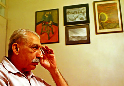 Cultural Center Sets Up Library and Museum for Writer Nader Ebrahimi