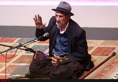 Doc tells life story of Iran's oldest musician ever to perform onstage