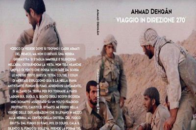 "Ahmad Dehqan's ""Bearing 270 Degrees"" published in Italy"