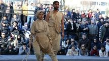 Alienation From Iran to Compete in Armenian Pantomime Festival