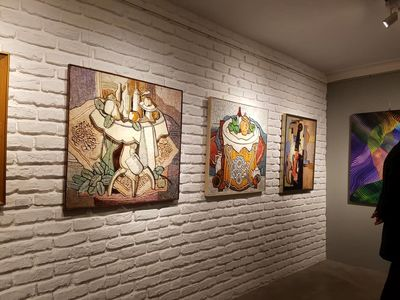 Javid Gallery Host to an exhibition of paintings by Iranian-Armenian artists.