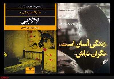 Novels by French writers come to Iranian bookstores