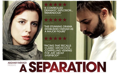 Farhadi's A Separation tops The Irishman on Rolling Stone's 50 Best Movies of the 2010s